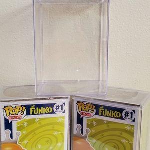 Funko Other - SDCC 2020 Pop! Bundle W/ Pop! Protectors